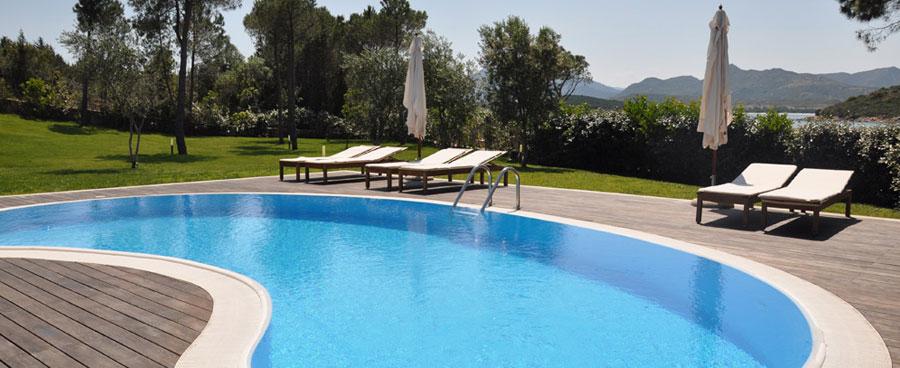 Capo Coda Cavallo | Villa 2