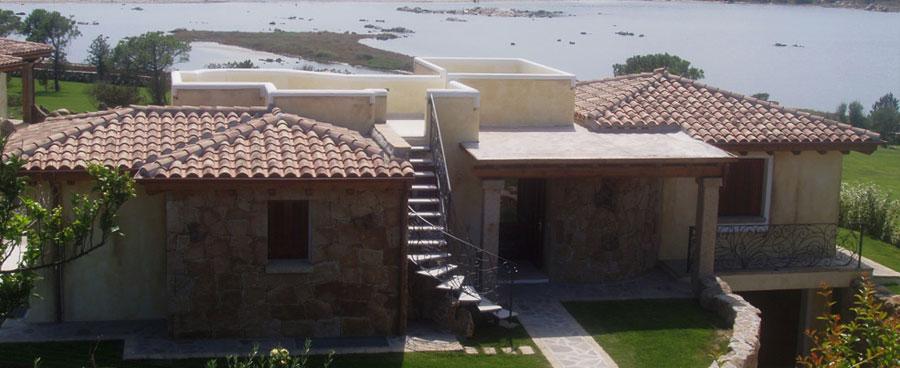 Capo Coda Cavallo | Villa 1