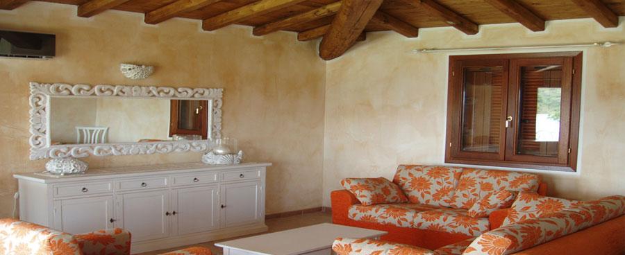 Capo Coda Cavallo   Villa 1